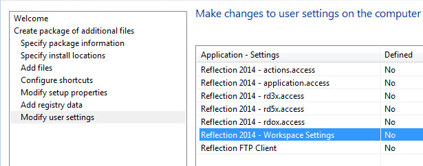 attachmate reflection ftp